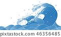 Big wave 46356485