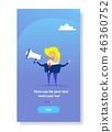business man concept 46360752