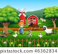 農業 農場 男生 46362834
