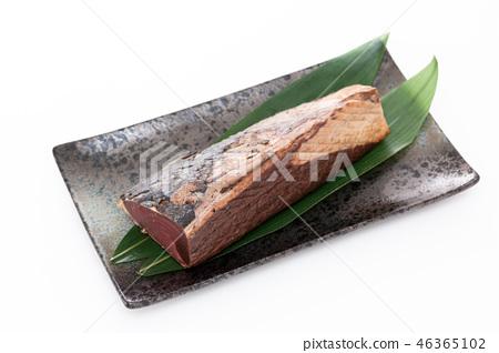 Tatake of bonito 46365102
