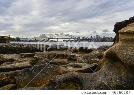 오페라하우스,하버부릿지,시드니,뉴사우스웨일스주,호주 46366207