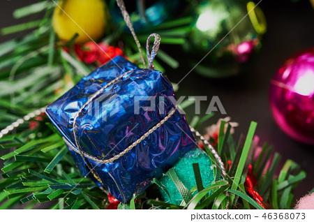 크리스마스,크리스마스트리,크리스마스장식,크리스마스선물,선물,산타크로스,루돌프,성탄절,탄생일 46368073