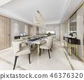 decor kitchen luxury 46376320