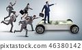 money, dollar, business 46380142