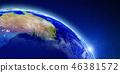 Australia and New Zealand 46381572