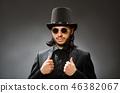 man, guy, suit 46382067
