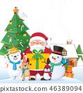 聖誕節 聖誕 耶誕 46389094