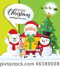 聖誕節 聖誕 耶誕 46389098