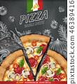 advertising blackboard chalkboard 46389416