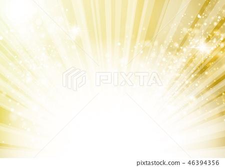 金圖像背景輻形 46394356