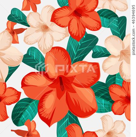 Seamless floral pattern6 46394695