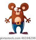bear, cute, baby 46398296