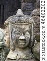 CAMBODIA KAMPONG THOM PRAST KUHA NOKOR TEMPLE 46402202