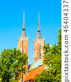 Cathedral of St. John the Baptist in Wroclaw 46404337