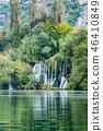 Roski Waterfall in Krka National Park,Croatia 46410849