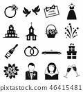 งานแต่งงาน,งานสมรส,งานแต่ง 46415481