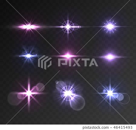 Lighting flare set 46415493