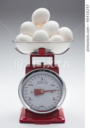 달걀 46416247