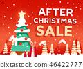 christmas, illustration, celebration 46422777
