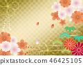 Japanese pattern 46425105
