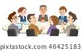 Meeting business 46425183