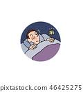 爸爸醒了 46425275