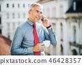 man, businessman, mature 46428357