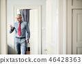 man, senior, businessman 46428363