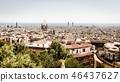 Barcelona skyline 46437627
