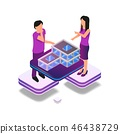 architect, augmented, reality 46438729