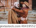 couple, elderly, senior 46439552