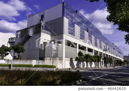 히로시마 시립 모토마치 고등학교 46442620