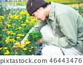 농업 화훼 재배 46443476