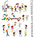 children, play, child 46446351