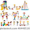 playground, children, play 46446516