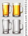 beer glass set 46446531