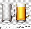 beer glass set 46446763