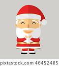 Santa Claus holiday 46452485