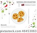 Maldivian Cuisine. Asian national dish collection 46453063