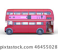 两层巴士 46455028