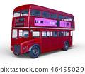 两层巴士 46455029
