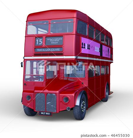两层巴士 46455030