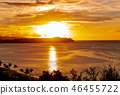 Guam Tumon Sunset 46455722