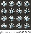 vector sport icon 46457606