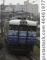 Echigo line 115 series near the end (3rd Niigata color) 46461977