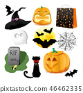 Halloween set 46462335