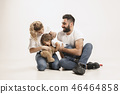 family, son, father 46464858
