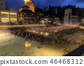 Kusatsu hot spring yubata 46468312