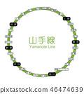New Yamanote Line Diagram 46474639