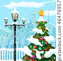 xmas christmas snow 46476957